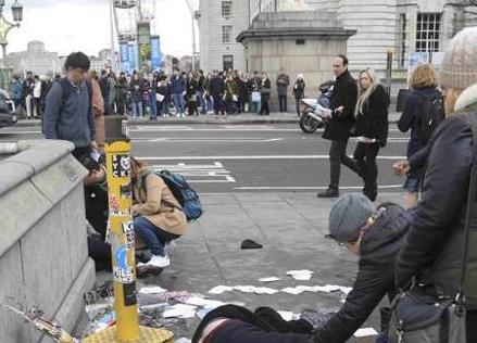 a8dac26653 Attentanto a Londra: paura per i fondani residenti nella City