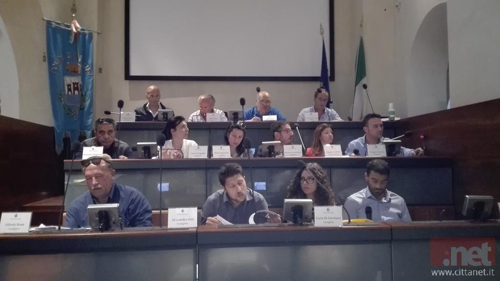 La seduta del Consiglio di ieri 17 maggio 2017