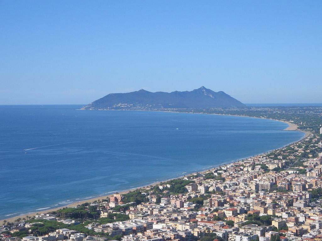 Una veduta del litorale