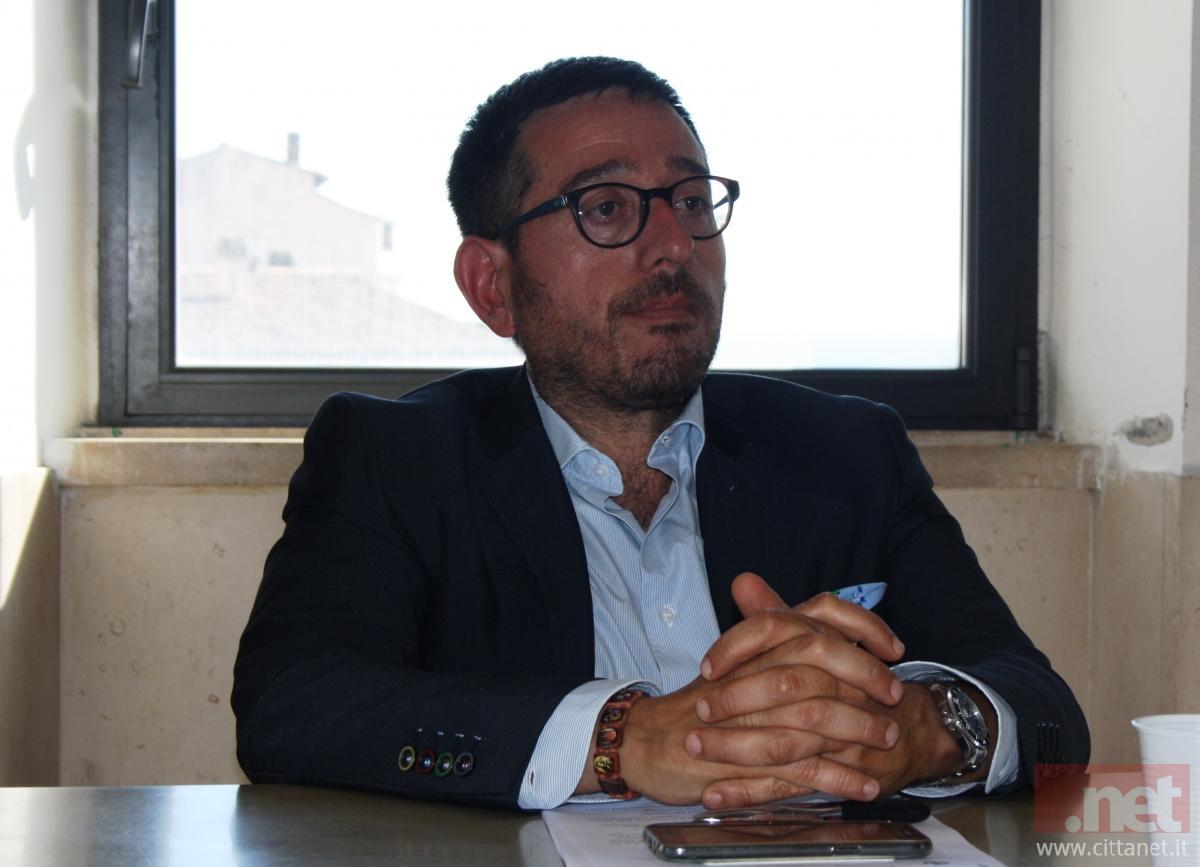 Il presidente della commissione Massimo Giovannangelo