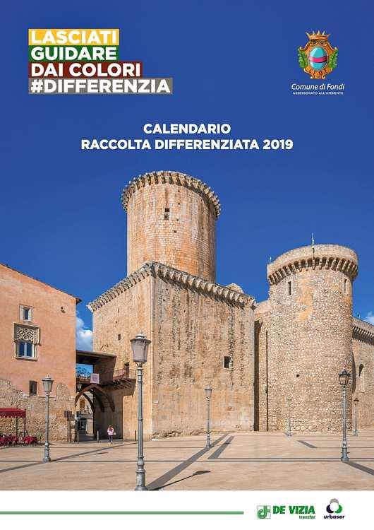 San Biagio Giorno Calendario.In Distribuzione Nuovo Calendario Differenziata Per Il 2019