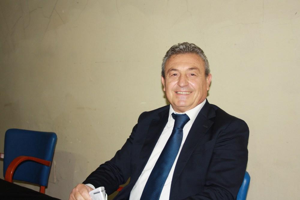 Il consigliere Franco Carnevale