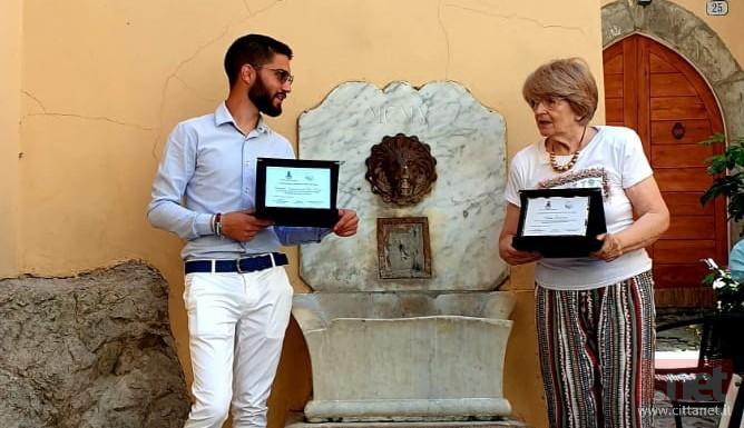 Rita Scarica e Fausto Francesco De Lisi